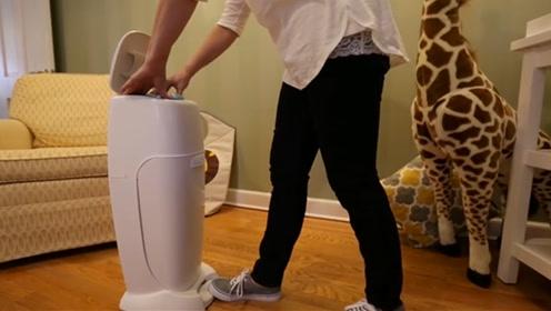 宝妈别大意,宝宝用过的尿不湿这样处理才不会危害健康