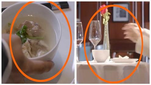 《谈判官》穿帮镜头:黄子韬做的鸡汤,怎么会移行换位?