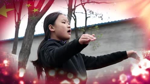 """稻庄镇中心小学""""缅怀革命先烈争做时代新人""""清明节烈士扫墓活动"""