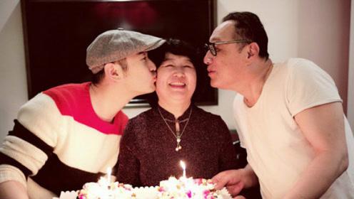 黄晓明给妈妈过生日,网友却在关心baby去哪了