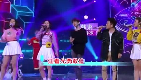 金志文被cue同台合唱《远走高飞》,感情没我源什么事了?