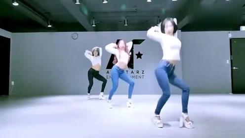 简单易学的女生爵士舞,女生跳这段舞蹈超帅