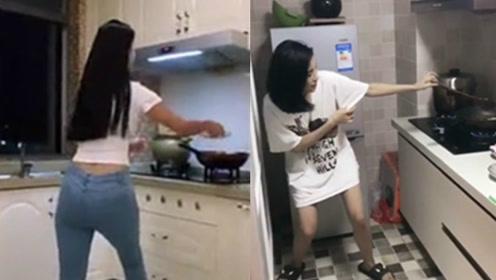 女朋友第一次做饭,惊出我一身冷汗!