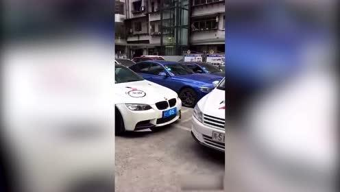 非法飙车被查