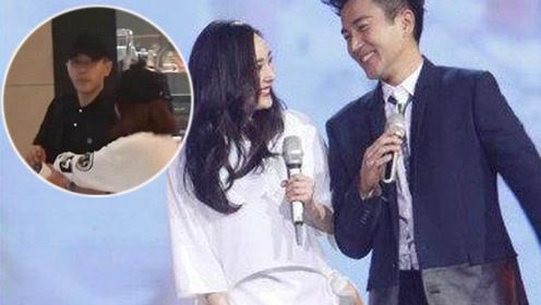 刘恺威与神秘女子逛街被拍 杨幂发微博疑似宣示主权!