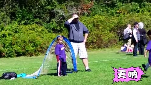足球要从娃娃抓起,孩子们踢球太好玩