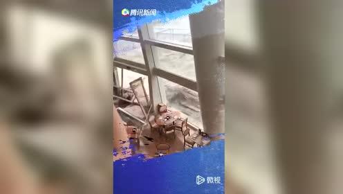 这么可怕的台风😱,为什么起山竹这么可爱的名字?谁能解释一下 🤔