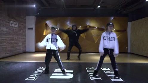舞蹈编舞 街舞Swag风格 帅帅的舞蹈 音乐 Work
