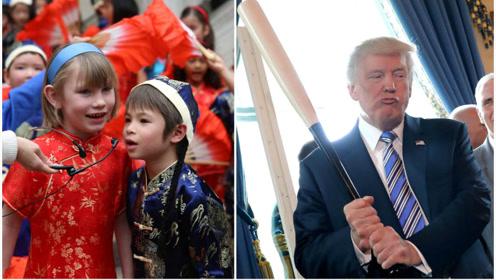 美国孩子热衷学中文老师却不够 特朗普这一招又要害自己人?