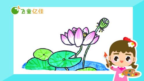 飞童教育儿童绘画之动物系列:2008 熊猫