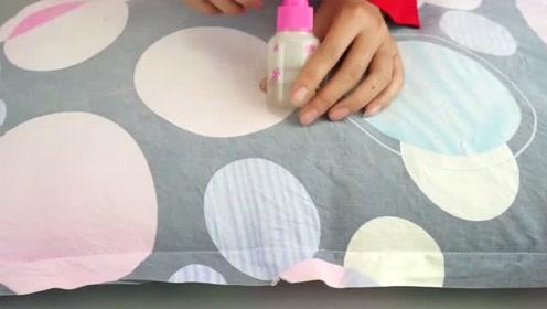 枕巾几天不洗螨虫很多?这个清洁妙招,杀菌又除螨