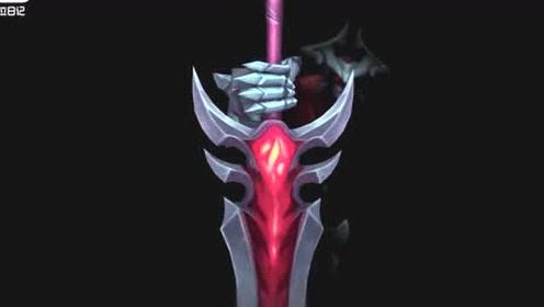 LOL:新版剑魔这么强的么?重剑砸下来就是一个人头!