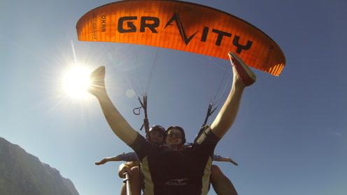 玩的就是心跳!土耳其超赞滑翔伞体验