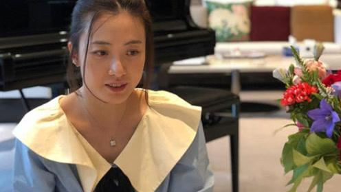 甘比献爱心签字捐赠器官卡,自曝刘銮雄换肾令她感慨良多