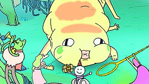 屌德斯解说 搞怪的蠕虫 一款需要脑洞全开才能通关的游戏