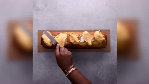 这才是奶油夹心面包超赞的吃法