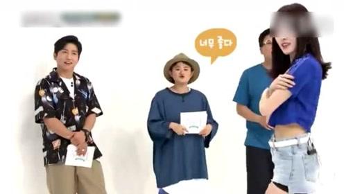 GFriend 带来了新曲《Sunny Summer》的舞蹈
