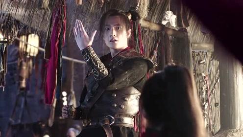 张天爱实在太可爱了,姻缘镜居然出现杨洋的面孔!