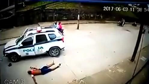 这一起交通事故该如何判定,让交警彻底为难了
