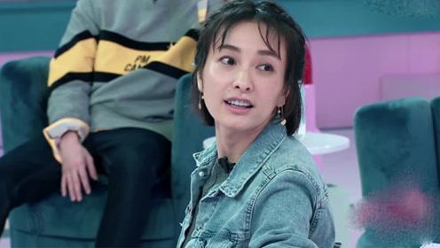 35岁吴昕太实诚,纯素颜参加何炅新综艺,立马暴露了真实颜值!