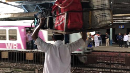 印度百年送餐系统,比中国先进100倍,每天送20万份餐从不出错