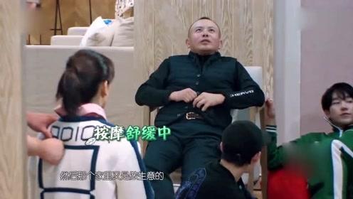 刘涛老公节目里批富二代嘉宾,言辞犀利却获网友狂赞