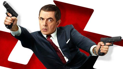 三分钟看《憨豆特工3》最新笑点,罗温·艾金森玩高科技恶搞007?