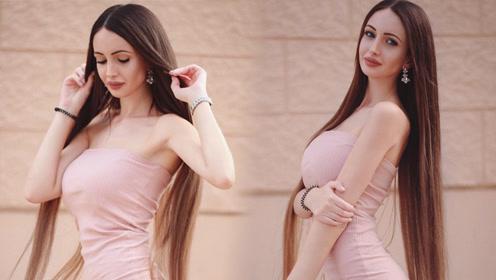 """真正的""""A4腰""""!亚美尼亚20岁主播爆红网络"""
