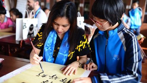 这道中文题你答对了吗?考外国人的汉语试卷竟是这样的