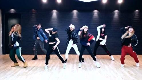 PANIA舞团翻跳EXO《TEMPO》小姐姐们太帅啦!