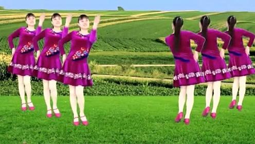 现代水兵舞混搭风格《再唱刘三姐》 ,正背面演示好看更好学!
