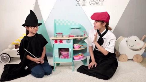 《猫扎特玩具》可来赛厨房开业,神秘女巫要吃有魔法的食物?