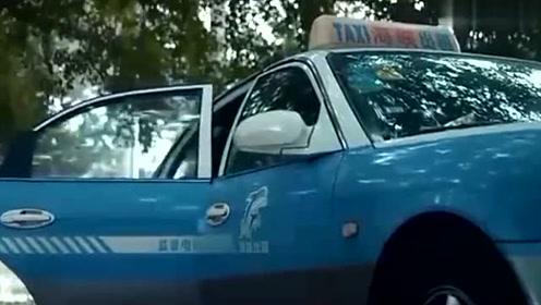 阴阳眼女孩坐出租车发现脏东西,让司机将其干下去,司机做法太溜