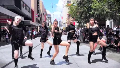 BLACKPINK JENNIE《SOLO》韩舞翻跳,THE KULT 工作室
