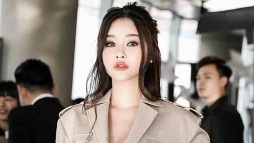 越南选美小姐因整容被取消冠军头衔 旧照曝光遭网友嫌弃
