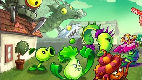我的世界植物大战僵尸10 睡莲使你能将非水生器械种在上面