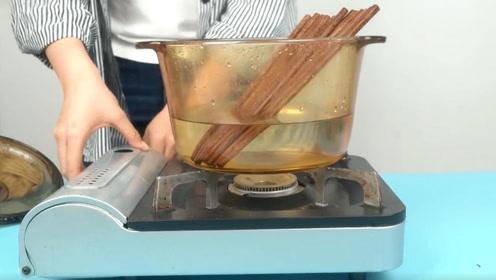 保养筷子小秘诀,只需要一个方法,卫生又安全还健康