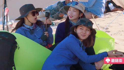 横冲直撞20岁预告,女孩们写歌杨超越拍摄,突如其来的赞美一脸懵