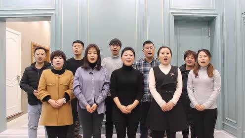 2019青岛家居大拜年 ——青岛一木实木门
