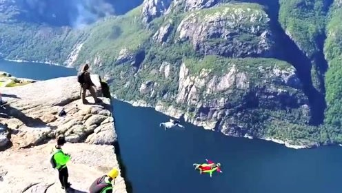 风景虽然不错,但也不能随便跳啊