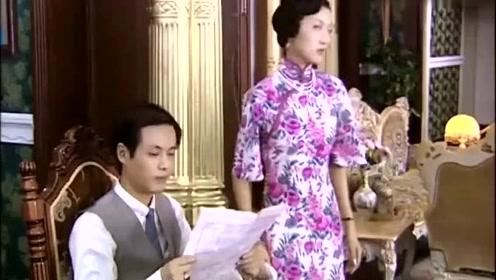 金粉世家:别人生孩子,她却忙得不亦乐乎!连丈夫都看不过去了!