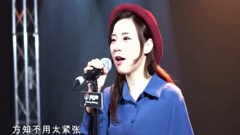 广东美女实力粤语翻唱《最爱》《暗里着迷》