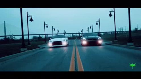 美国车友GT-R视频