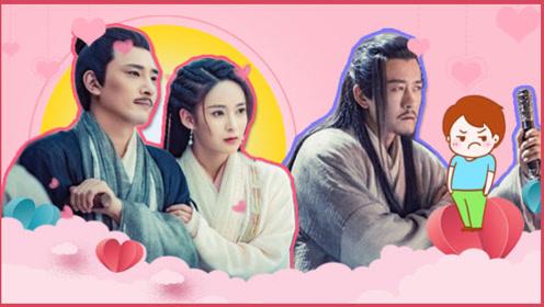 《倚天屠龙记》单身父亲杨逍:中年焦虑,来自女儿恋情!