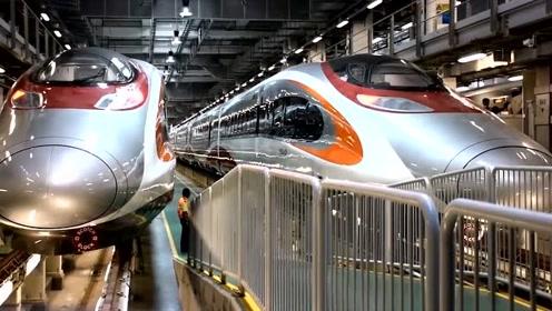 香港段高铁初体验,看看香港人对高铁的热情