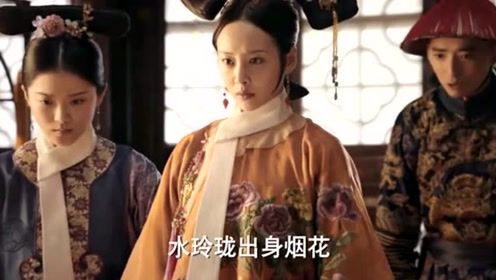 如懿传:如懿想要绞杀炩妃,这段对话真的太霸气了!