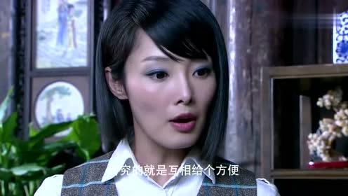 女特工计划夺回古董,却遇上日本女特务,看看谁拔枪快
