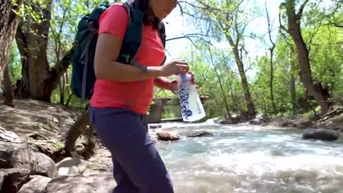 轻松!便携!净水!还有什么可以形容这水袋?