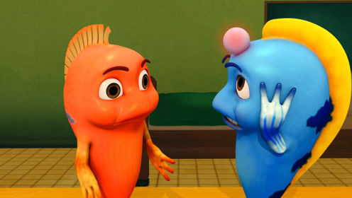 跳跳鱼世界4 第26集看点 菲乐菲宝捅蜂窝,遭小蜜蜂愤怒复仇!