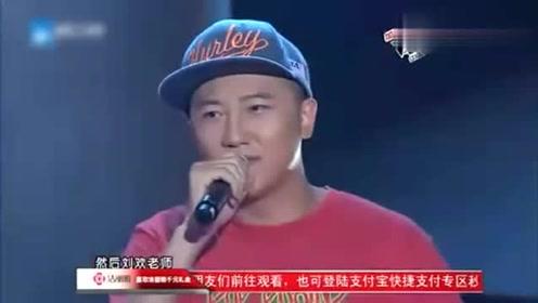 中国好声音:学员把四个导师的歌唱了一轮,原唱都拍手叫好!